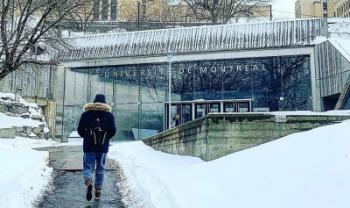Universidade de Montreal, no Canadá, está entre as opções de destino para candidatos<br>Foto: Foto: Divulgação
